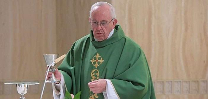 """El Papa Francisco expresa su preocupación por una """"mentalidad machista"""" en la sociedad"""